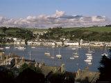 Falmouth Harbour  Cornwall  England  United Kingdom