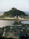 St Michaels Mount  Cornwall  England  United Kingdom