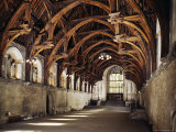 Westminster Hall  Westminster  Unesco World Heritage Site  London  England  United Kingdom