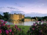 Leeds Castle  Kent  England  United Kingdom