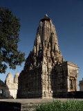 Parsvanatha Temple  East Group  Khajuraho  Unesco World Heritage Site  Madhya Pradesh State  India