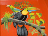 The Crafts Town of Sarchi Famous for Its Decorative Painting and Ox Carts  Costa Rica