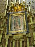 Basilica De Guadalupe  a Famous Pilgramage Center  Mexico City  Mexico  North America