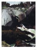 Gorge and Sea  1911