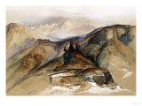 Distant Peaks  1873