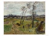 Gennevilliers Plain  1877