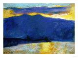 Sunrise, 1896 Giclée par Edgar Degas