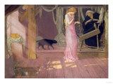 Sleeping Beauty: the Princess Pricks Her Finger