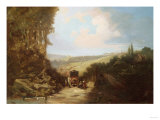 Landscape with Carriage