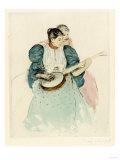 The Banjo Lesson  Circa 1893