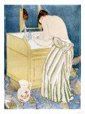 Woman Bathing  1890-91