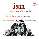 Dave Brubeck Quartet - Jazz at College of the Pacific
