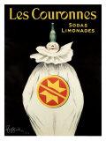 Les Couronnes, Sodas Limonades Giclée par Leonetto Cappiello