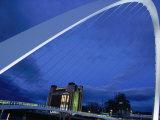 Millenium Bridge  Newcastle-Upon-Tyne  Newcastle-Upon-Tyne  England