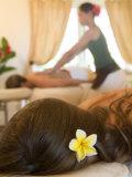 Couples' Massage at Hanoa Spa  Hotel Hana-Maui  Hawaii