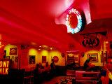 Interior of 66 Diner on E  Central Avenue  Route 66  Albuquerque  New Mexico