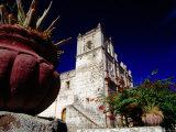 Mission San Ignacio Built in 1786  San Ignacio  Baja California Sur  Mexico