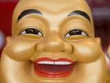 Smiling Buddha Souvenir  Longhua Pagoda  South Shanghai  Shanghai  China