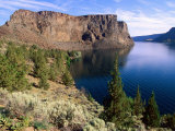 Lake Billy Chinook  Cove Palisade Sp  Deschutes National Forest  Oregon