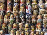 Matrioshka Dolls  Ukraine  Odessa