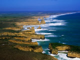 Twelve Apostles Coastline  Port Campbell National Park  Victoria  Australia