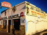 Joe and Aggies Cafe  Route 66  Holbrook  Arizona