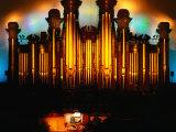 Mormon Tabernacle Organ  Temple Square  Salt Lake City