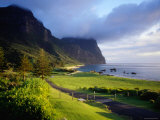 Coastal Landscape  Lord Howe Island  New South Wales  Australia