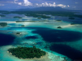 Lagoon  West New Georgia  Vonavona Island  Western Province  Solomon Islands