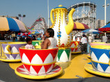 Coney Island Attractions  New York City  New York