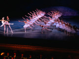 Ballet  Swan Lake Performance  Odesa Opera House  Odesa  Ukraine