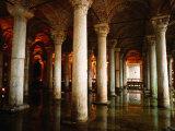 Underground Cistern  Istanbul  Istanbul  Turkey