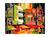The South Beach Strip
