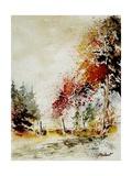 Watercolor Fall