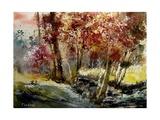 Watercolor Ywoigne