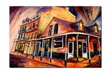 Bourbon Street Strut