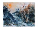 Watercolor 12203