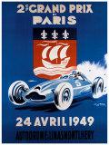 Grand Prix de Paris  24 Avril 1949