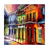 Evening in the Vieux Carre