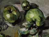 Green Apples  c1873