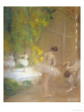 The Ballerinas  c1894