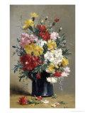Still Life of Carnations