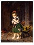 Kittens  c1865