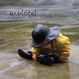 Explore: Child in the Rain
