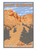 Mount Rushmore National Park  South Dakota