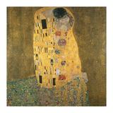 Le Baiser Giclée premium par Gustav Klimt