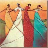 Unité Tableau sur toile par Monica Stewart
