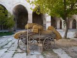 Old Fort Along the Silk Road  Konya Turkey