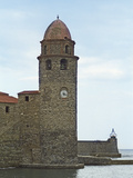 Stone Church  Notre Dame Des Anges  Harbour of the Collioure Fishing Village
