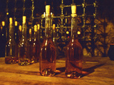 Bottles of Tokaj Wine  Kiralyudvar Winery  Tokaj  Hungary